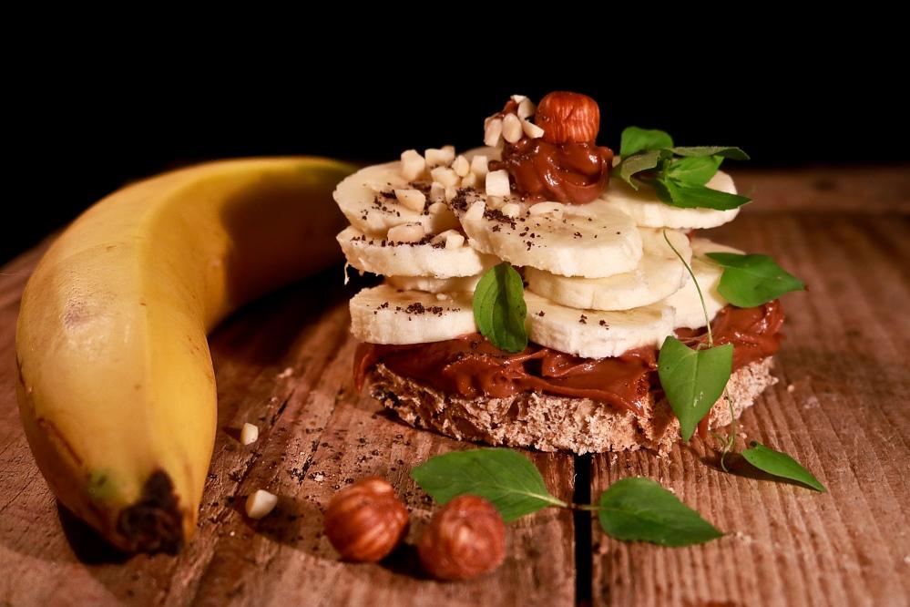 Banana Brot 1